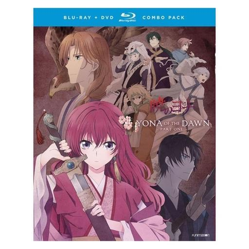 Yona of the dawn-part one (blu-ray/dvd combo/4 disc) 1314101