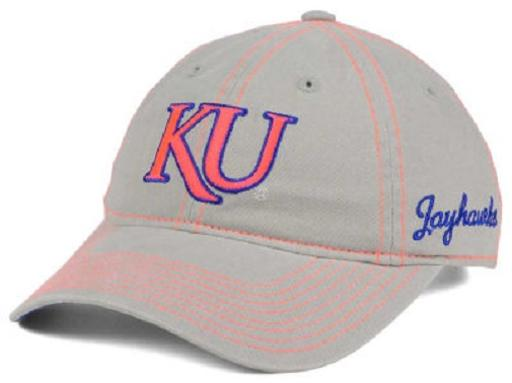 Kansas Jayhawks NCAA Adidas Women's Adjustable Hat