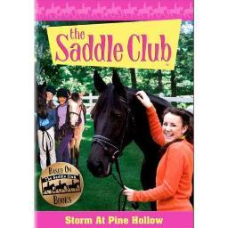 The Saddle Club Vol. 2: Storm at Pine Hollow (2007) DVD