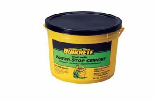 Quikrete 112611 Hydraulic Water Stop Cement - 10 lbs.