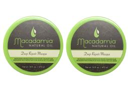 Macadamia Hair Care Deep Repair Masque 16 oz Pack 2