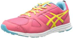 Kids ASICS Girls LIL MUSE FIT Fabric Low Top Lace Up Running Sneaker