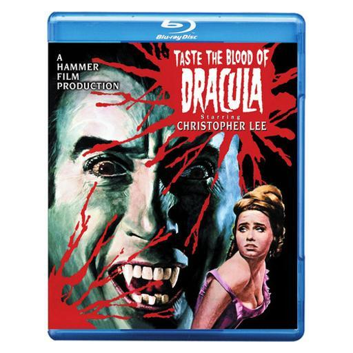 Taste the blood of dracula (blu-ray) 8MBZDBQYRKD1R0MN