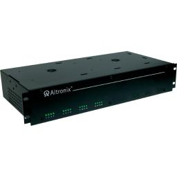 Altronix corp. r1224dc16cb 16 output power supply/charger - 12vdc