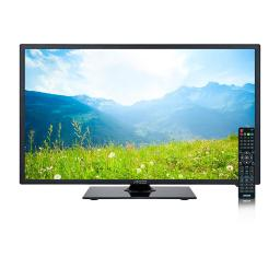 Axess tv1705-24 axess 24 inch led full 1080p hdtv 1xhdmi headphone rgb component inputs remote