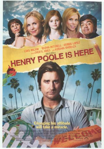 Henry Poole Is Here Movie Poster (11 x 17) OASY1AFP9JKEWT9V