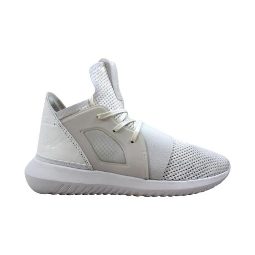 meet 5aca5 278fc Adidas Tubular Defiant W Footwear White BB5116 Women's
