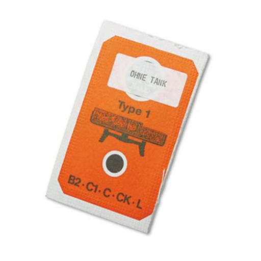 Consolidated Stamp 065103 Replacement Ink Pads for Reiner Multiple Movement Numbering Machine, Black