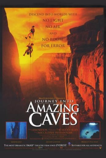 Journey Into Amazing Caves (IMAX) Movie Poster Print (27 x 40) DCJCWBISQS1BOF2F