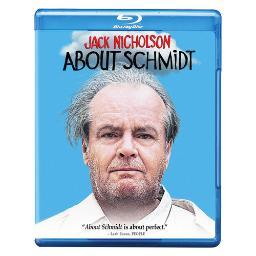 About schmidt (blu-ray) BRN437588