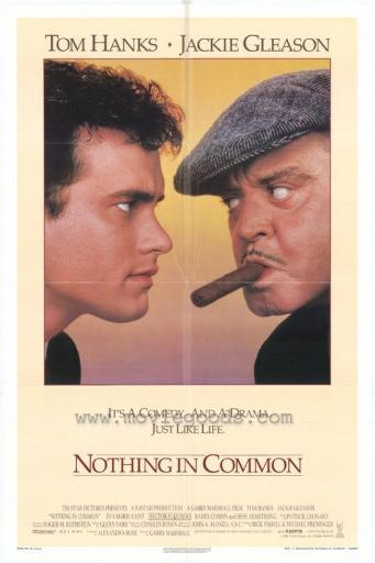 Nothing in Common Movie Poster Print (27 x 40) MK0FZ6WBHVPOO8KP