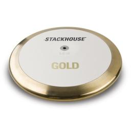 Stackhouse T112 Gold Discus - 1 kilo Womens