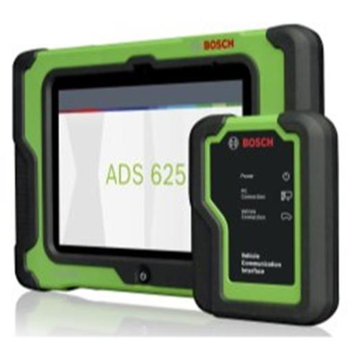 Bosch BSDADS625 Diagnostic Scan Tool with 10 in. Display