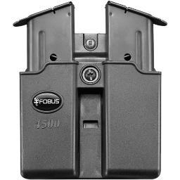 Fobus 4500ndbh fobus mag pouch double for .45acp single stack belt style