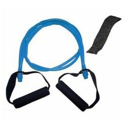 Maximum Fitness Gear MFGDS1H Double-Strand Resistance Band - Heavy