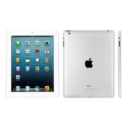 "Apple iPad 4th gen 9.7"" Retina Display 16GB iOS WiFi Tablet - White"