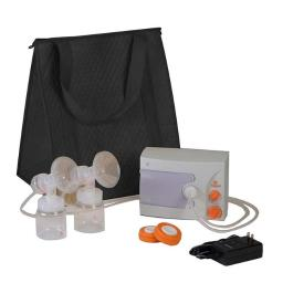 Hygeia Ii Medical Group HG100275 Q Breast Pump with Deluxe Tote