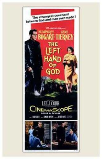 The Left Hand of God Movie Poster (11 x 17)
