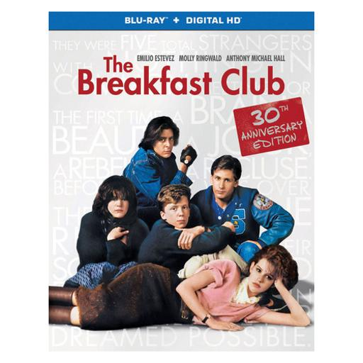 Breakfast club 30th anniversry edition (blu ray) ZOM87D0SSUVB8N21