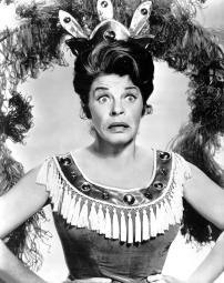 Billy Rose'S Jumbo Martha Raye 1962 Photo Print EVCMBDBIROEC027HLARGE