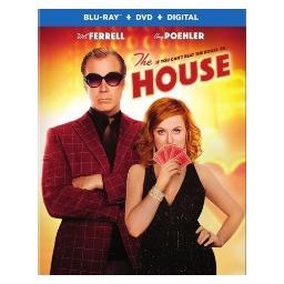 House (2017/blu-ray/dvd/digital hd) BR634092