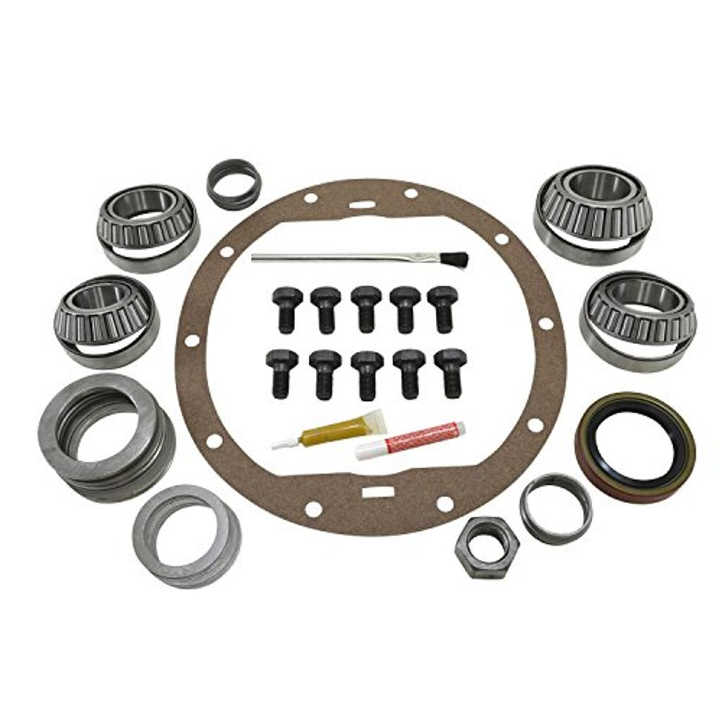 Yukon Master Overhaul Kit For Gm 85In Rear Differential