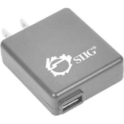 SIIG AC Adapter - 1 A Output Current AC-PW0712-S1