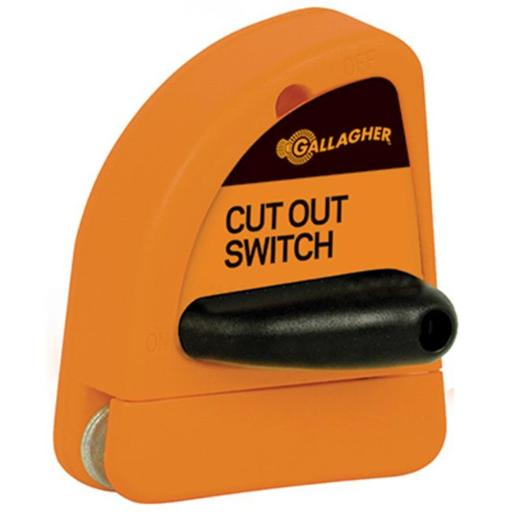 Gallagher G60731 Fence Cut Out Switch