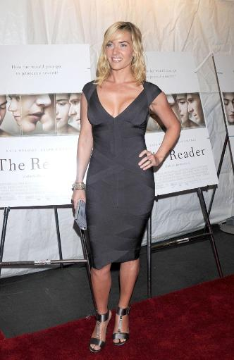 Kate Winslet At Arrivals For New York Premiere Of The Reader, The Ziegfeld Theatre, New York, Ny, December 03, 2008. Photo By Kristin. QPZXGRMVBWNDURCQ