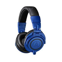 Audio-Technica ATH-M50xBB Professional Studio Monitor Headphones Limted Edition Blue