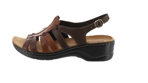 1f6a267a926 Clarks Clarks Bendables Lexi Marigold Leather Sandals A21 Clarks ...