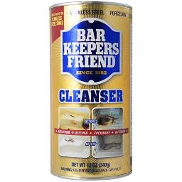 Bar Keepers Friend All-Purpose Cleaner Polish 12 oz (Pack of 3)
