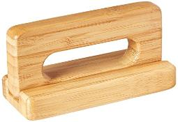 Urban Infant Modern Bamboo Rattle with Stand