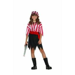 RG Costumes Pirate Girl, Child Large/Size 12-14