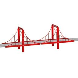 Carrera 61604 Bridge Section Part for GO!!! and Digital 143 Sets 1:43 Scale