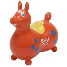 Gymnic 8005 Rody Horse Max, Orange Ride On