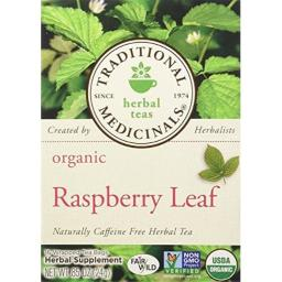 Traditional Medicinal's Raspberry Leaf Tea (3x16 bag)