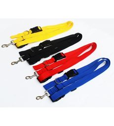 Premium New  Hands Free Running Dog Leash-Blue
