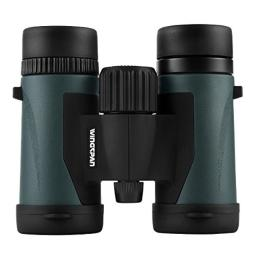Wingspan Optics Trailbreaker 8X32 Compact Binoculars for Bird Watching Durable and Lightweight for The Nature Lover on The Go for Bird Watching Watching Sports Games and Concerts Waterproof