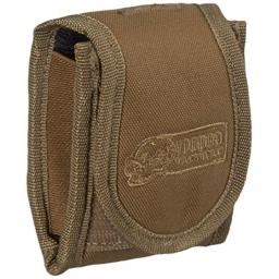 VooDoo Tactical 20-9220007000 Electronics Gadget Pouch with Hook-N-Loop Backing, Coyote