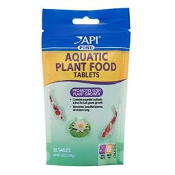 PONDCARE AQUATIC PLANT FOOD TABLETS Potted Plant Fertilizer 3.8-ounce