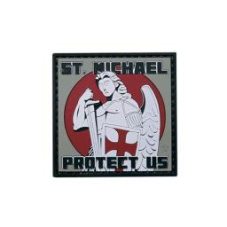 "5ive Star Gear ""st. Michael Quote Morale Patch, One Size, Multi-Colored"