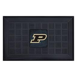 FANMATS NCAA Purdue University Boilermakers Vinyl Door Mat