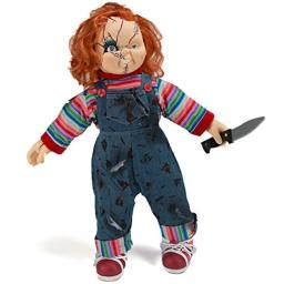 """Childs Play Bride of Chucky 26"""" Good Guy Doll with Knife"""