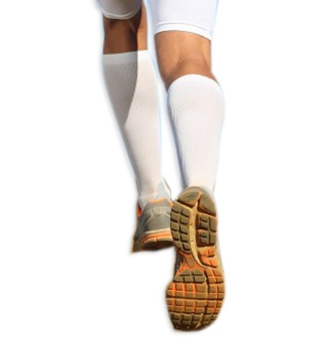 3 Pack Of Evertone High Performance Sport Compression Socks For Running, Athletic Sports,