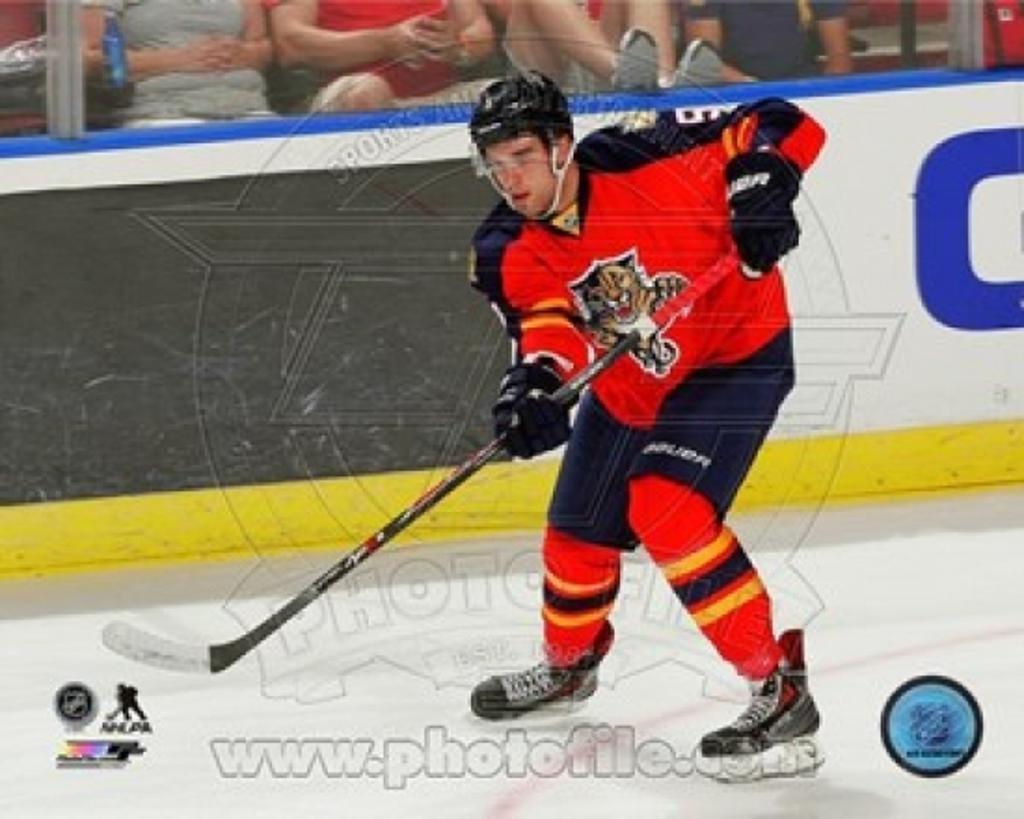 Aaron Ekblad 2014-15 Action Sports Photo