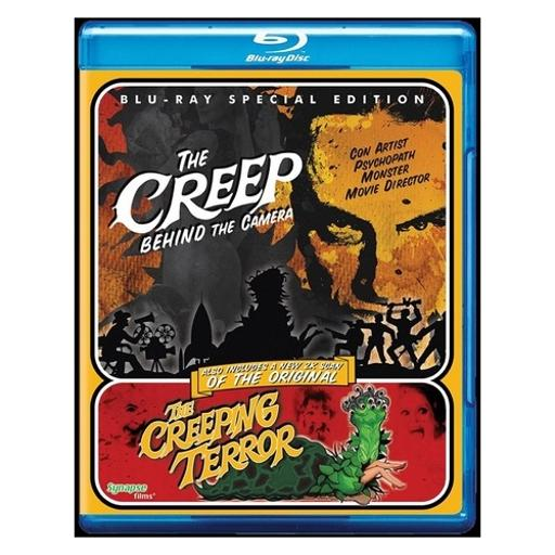 Creep behind the camera (blu ray) (eng w/eng sdh/ws/1.66:1 dts-hd) RQQDN1H1NCBGJ6DM