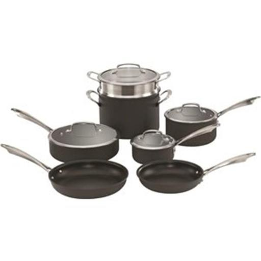 Cuisinart/Waring DSA-11 Dishwasher Safe Anodized Cookware