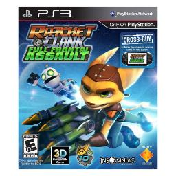 Ratchet & clank: full frontal assault SCE 98380