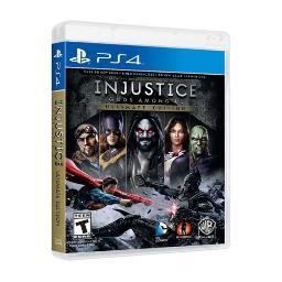 Injustice:gods among us ultimate edition WAR 32337
